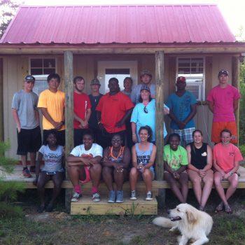 Camp Eagle Ridge Cabin
