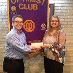 DTOC Donates To Parents Circle Of Meridian – 2015