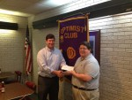 DTOC Helps Boy Scouts Speed Ahead