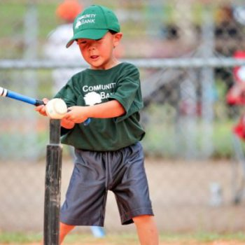 2016 Crestwood T-Ball Registration Press Release