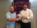DTOC Supports FCA With Donation – 2016