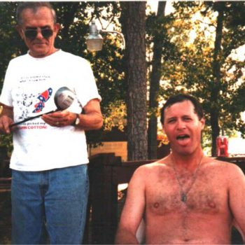Bill Herndon Mike Maslanka 1995