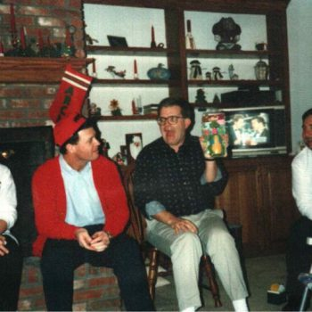 Christmas 1995 At Archie Andersons Home