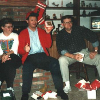 Christmas 1995 At Archie Andersons Home2