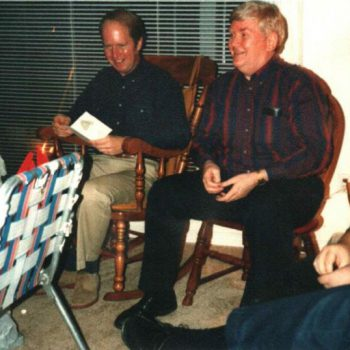 Christmas 1995 At Archie Andersons Home3