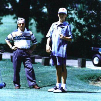 Jay Haynes Jr Golf 1995
