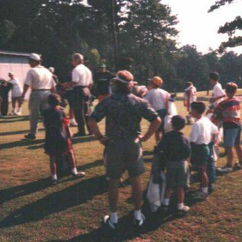 Junior Golf 1995