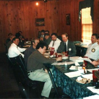 Lunch At Cypress Lodge 1995