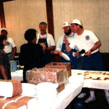 Pancake Jubilee 1995