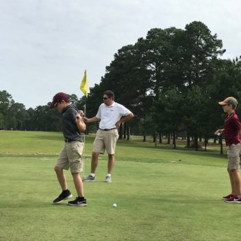 DTOC's 2018 Jr. Golf Program: Golf + Kids = FUN!