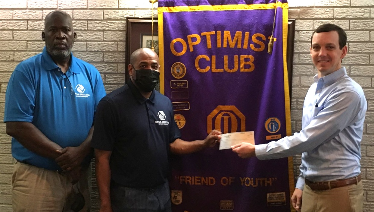 DTOC Makes Annual Donation To Meridian Boys & Girls Club – 2021