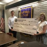 DTOC Makes 2021 Donation To Meridian Children's Museum