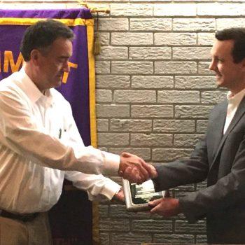 Don E. McNair Jr. Friend Of Youth 2021 Award Presented To Dan Derrington
